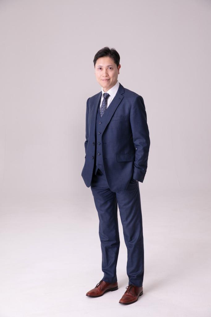 Photo of Dr. Ernest Li