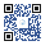 QR code of our contact information