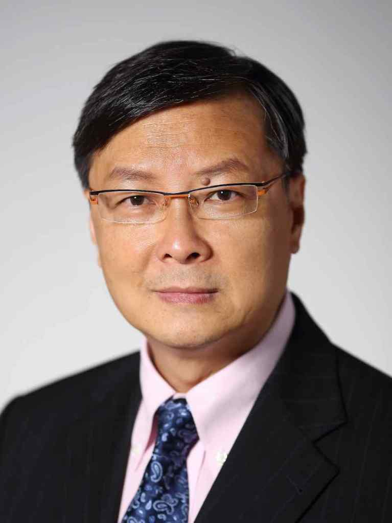 Photo of Dr. Albert Chan